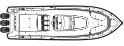 2020 - Boston Whaler Boats - 350 Outrage