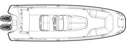 2020 - Boston Whaler Boats - 270 Dauntless