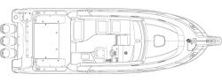 2020 - Boston Whaler Boats - 345 Conquest