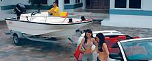 Boston Whaler Boats 150 Sport Center Console Boat