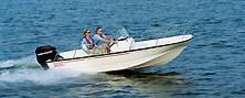 Boston Whaler Boats 170 Montauk Center Console Boat