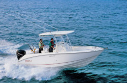 Boston Whaler Boats 240 Outrage Center Console Boat