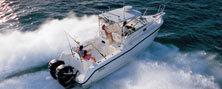 Boston Whaler Boats 285 Conquest Walkaround Boat