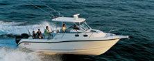 Boston Whaler Boats 305 Conquest Walkaround Boat