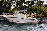 Boston Whaler Boats - 255 Conquest