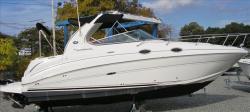 2005 Sea Ray Boats 280 Sundancer Peabody MA