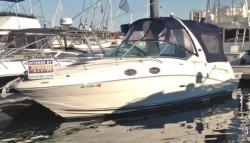 2006 Sea Ray Boats 260 Sundancer Peabody MA
