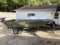 2020 1448 MT Jon Boat