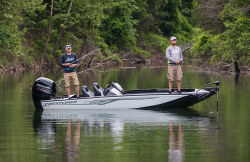 Crestliner PT 18 Bass Boat