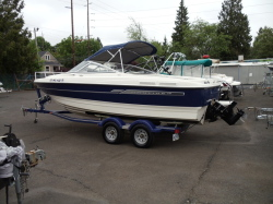 2007 Bayliner 212 CUDDY