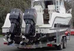 2000 North River Commander Jet Boat / Hamilton 212 / 502 MPI