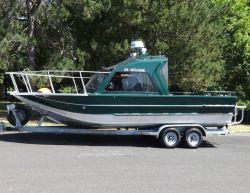 1996 Custom 25 Jet Boat