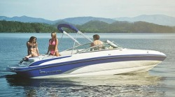 2017 - Bryant Boats - 210 CT