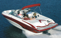 2012 - Bryant Boats - 210 Starboard Transom Entry