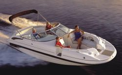 Bryant Boats 236 Deck Boat