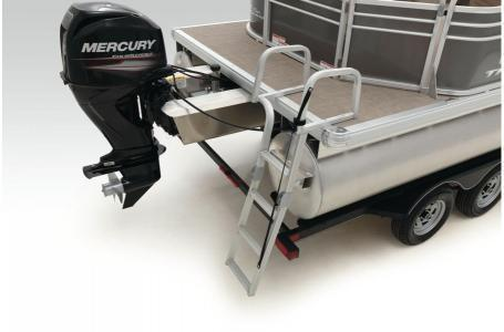 2020 Sun Tracker Party Barge 20 DLX Rochester NY for Sale