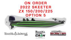 2022 ZX150 Opt 5 ON ORDER Southside AL