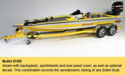 2010 - Bullet Boats - 21 XD
