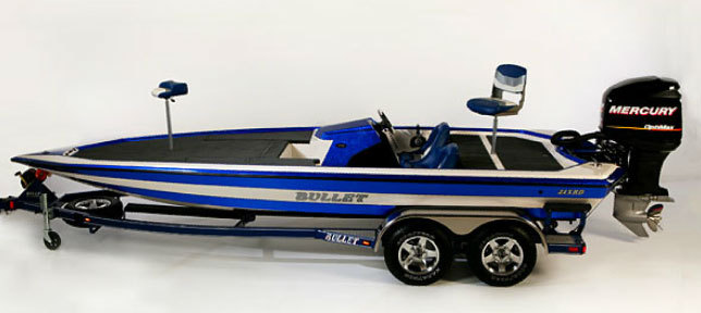 2013 Bullet Bass Boats Research
