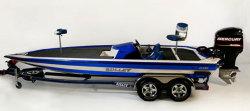 2013 - Bullet Boats - 21 XRD