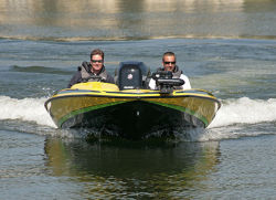 2020 - Bullet Boats - 21 XRS