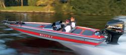Bullet Boats 20 XDC Bass Boat
