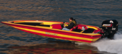 Bullet Boats 20CC Bass Boat