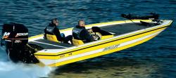 Bullet Boats 21 XD Bass Boat