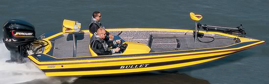 Research Bullet Boats 20 XF Bass Boat on iboats com