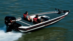 Bullet Boats 20 XD Bass Boat