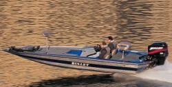 Bullet Boats 20 XRD Bass Boat