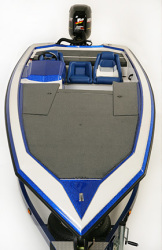 Bullet Boats 21XRD Bass Boat
