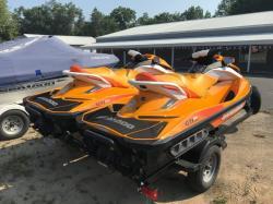2011 - SeaDoo Boats - 150 Speedster