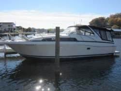 1985 - Chris Craft - 381 Catalina Double Cabin