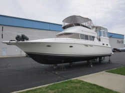 Silverton 422 Aft Cabin Motoryacht - 2000 - Always Fresh Water