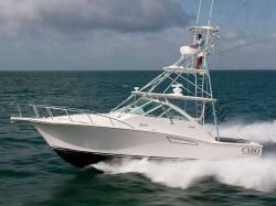 2014 - Cabo Yachts - 36 Express