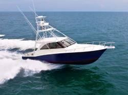2013 - Cabo Yachts - 44 Hardtop Express