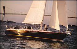 2010 - Cabo Rico Yachts - Cambria 40