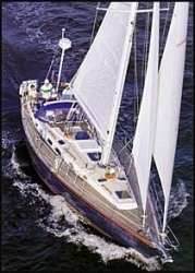 2010 - Cabo Rico Yachts - Cambria 44