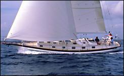 Cabo Rico Yachts Cabo Rico 42 Sailboat