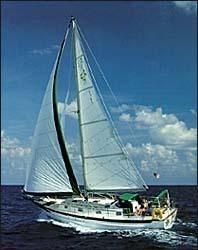 Cabo Rico Yachts Cabo Rico 36 Sailboat