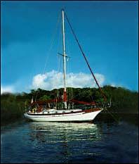 Cabo Rico Yachts Cabo Rico 38 Sailboat