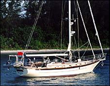 Cabo Rico Yachts Cabo Rico 45 Sailboat