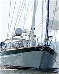 Cabo Rico Yachts Cabo Rico 56 Sailboat