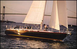 Cabo Rico Yachts Cambria 40 Sailboat
