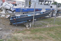 1970 - Starcraft Boats - 14 SF boat and trailer with electric