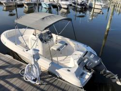 2006 Marine 212 FISHERMAN Somers Point NJ