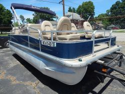 2014 Misty Harbor 2085 CF