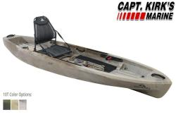 2021 Ascend Kayak 10T Sit-On