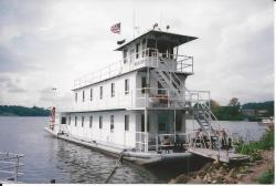 1998 Crain Engineering Sternwheeler Iuka MS